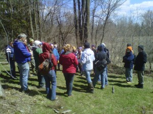 Water Day Class At Token Creek Conservancy 2